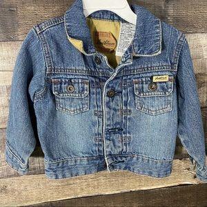 Vintage Levi's Baby Denim Jacket